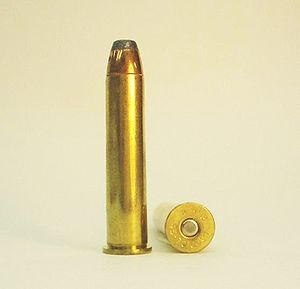 Now THAT'S a round -- gives my 9mm shooters casing envy.